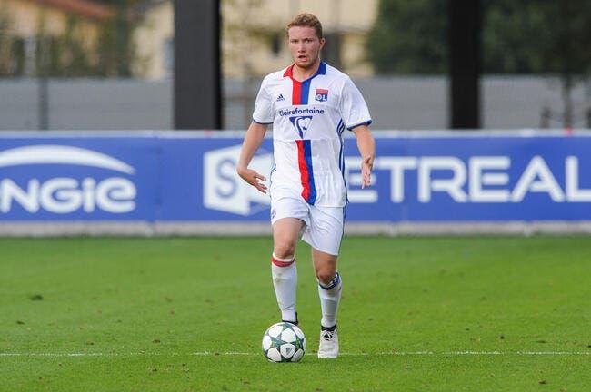 OL : Lyon libère un jeune, qui rebondit en Ligue 1