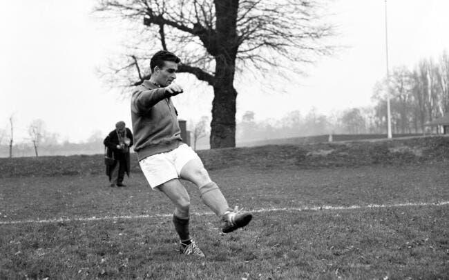 Mort de Roger Piantoni, légende du football français