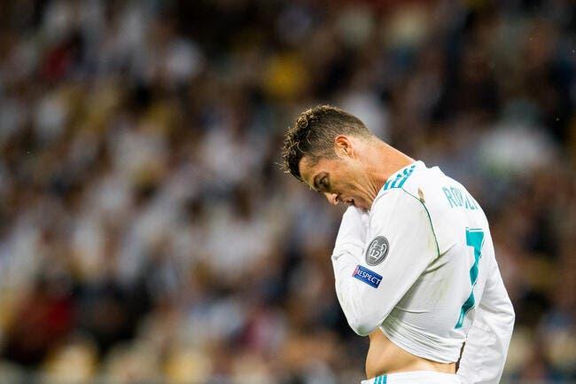 Esp : Coup de tonnerre, Cristiano Ronaldo parle de Madrid au passé !