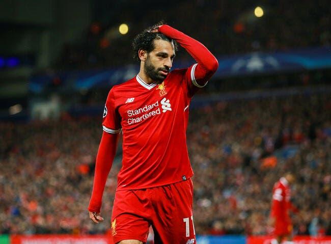 LdC : Ramos met Salah ippon en toute impunité