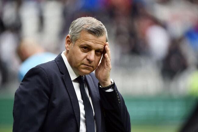 OL : Enorme coup de froid pour Genesio à Lyon !