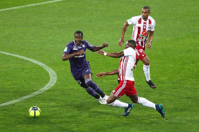 L1 : Toulouse assure sa place en Ligue 1, Ajaccio reste en L2