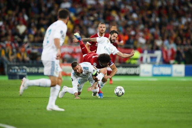 LdC : Torrent de haine contre Sergio Ramos en Egypte !