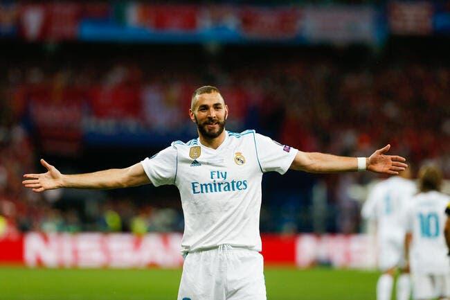 PSG : Al-Khelaïfi craque pour Benzema, ça devient sérieux !