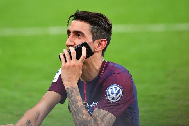 PSG : Di Maria appelle le Barça, il se fait raccrocher au nez !