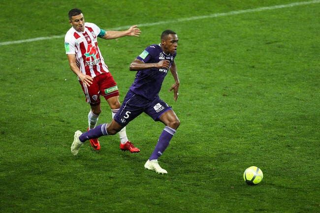 TFC : « On a fait une saison de merde », Diop tacle son Toulouse