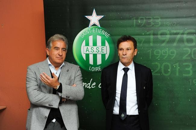 ASSE : Romeyer et Caïazzo accusés d'avoir fait foirer la vente du club !
