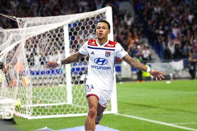 OL : Milan débarque à Lyon avec 40ME pour Memphis Depay !