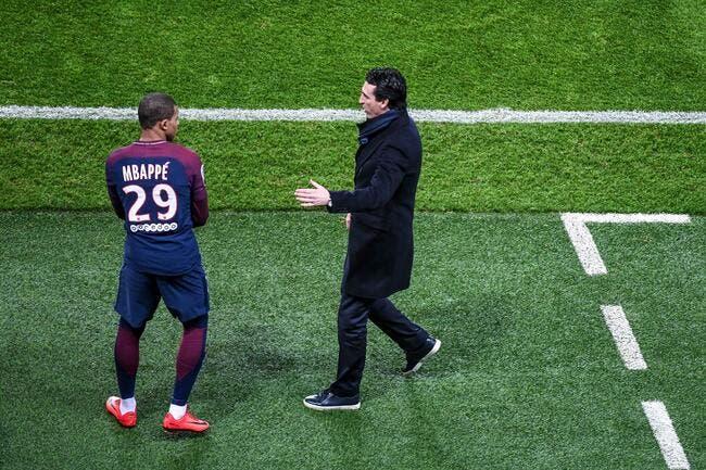 PSG : Mbappé regrette presque Unai Emery