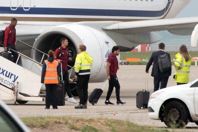CdM 2018: Salah manquera le début de la Coupe du monde