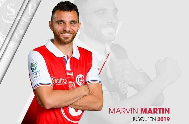 Officiel : Marvin Martin prolonge le plaisir à Reims