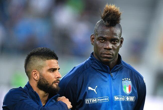 OM : Naples laisse Balotelli à Marseille !