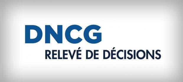 DNCG : Le PSG, l'OL, Rennes et Reims passent les doigts dans le nez