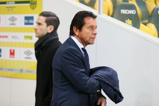 FCN: Kita impose ses choix et Gourvennec s'éloigne de Nantes