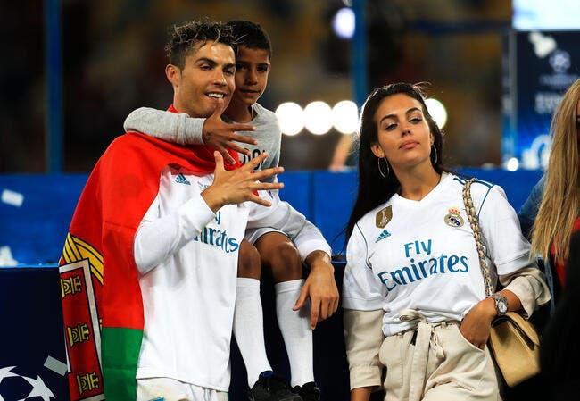 Une proposition de salaire à Cristiano Ronaldo — PSG Mercato