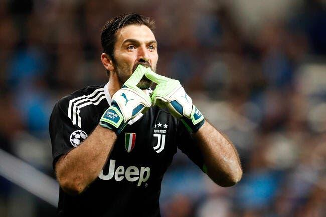 PSG : un problème avec Buffon ?