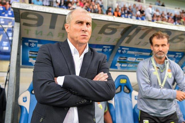 TFC : Alain Casanova remplace Mickaël Debève à Toulouse