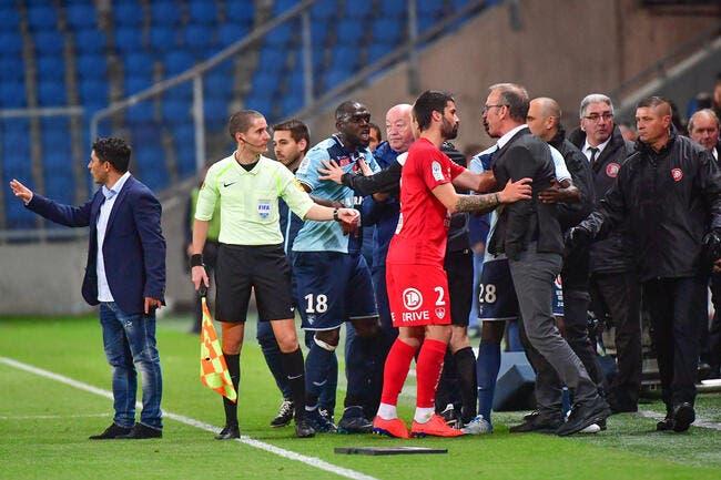 LFP : Six matchs de suspension pour Jean-Marc Furlan