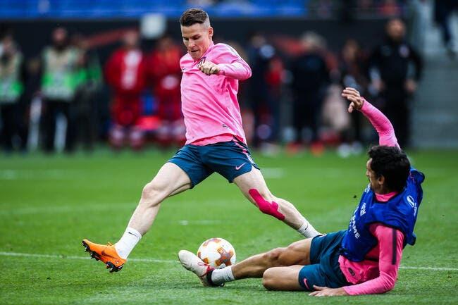 OL: Un attaquant français de Liga visé, et ce n'est pas Benzema