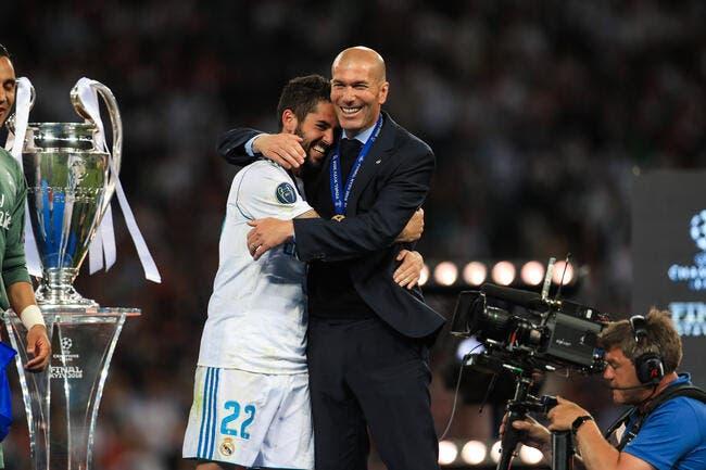 Real Madrid : Zidane n'entrainera pas d'autres clubs
