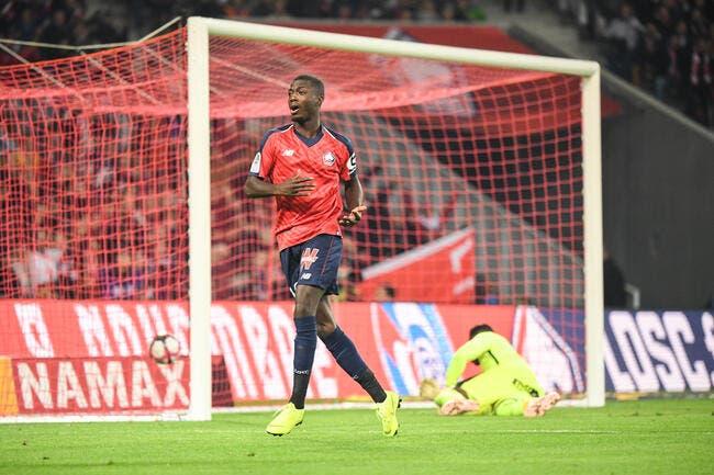 LOSC : Ce record d'Hazard que Pepe va forcément exploser