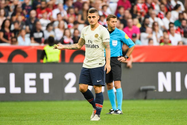 Verratti sera sanctionné — PSG