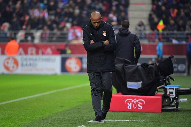 L1 : Henry n'y arrive toujours pas, Monaco en grand danger
