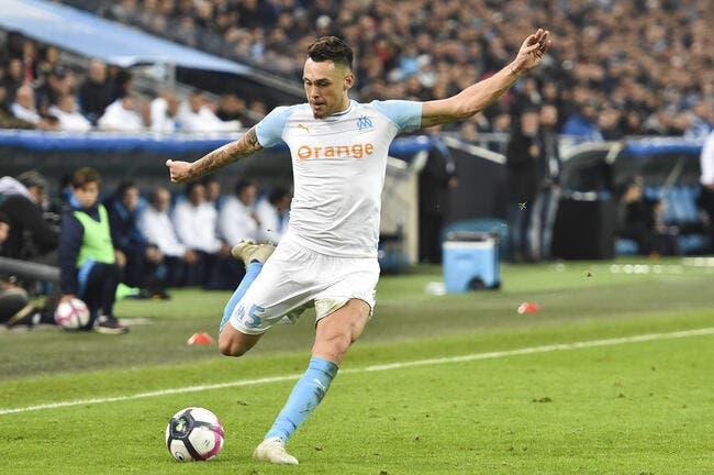 OM : Ocampos se fixe trois grands objectifs à Marseille