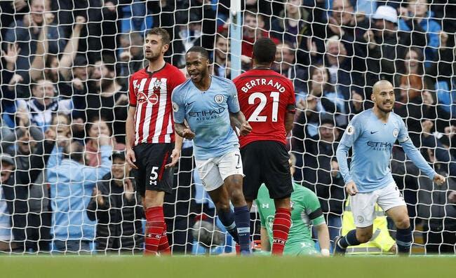 PL : Manchester City atomise Southampton avec un score de tennis