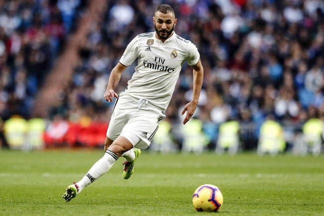 Real : À peine arrivé, il est déjà fan de Karim Benzema