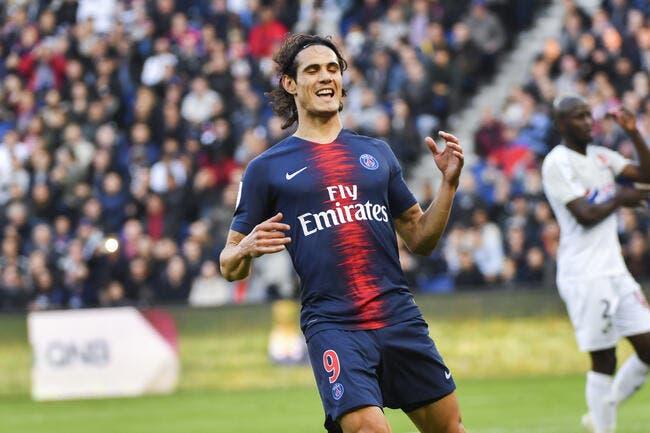PSG : Paris hésite dans le dossier Cavani, le Real veut en profiter !