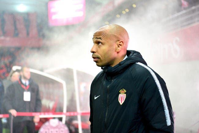 ASM : Thierry Henry refuse d'enterrer ce joueur qu'il adore à Monaco