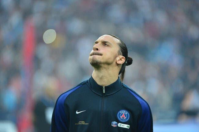PSG : Son plan a échoué, Zlatan ne voulait pas signer au PSG !