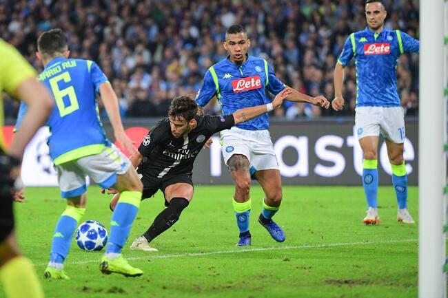 Un gros nul pour le PSG à Naples, mais le problème reste entier