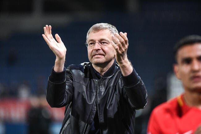 ASM : Dmitri Rybolovlev obligé de vendre l'AS Monaco ?