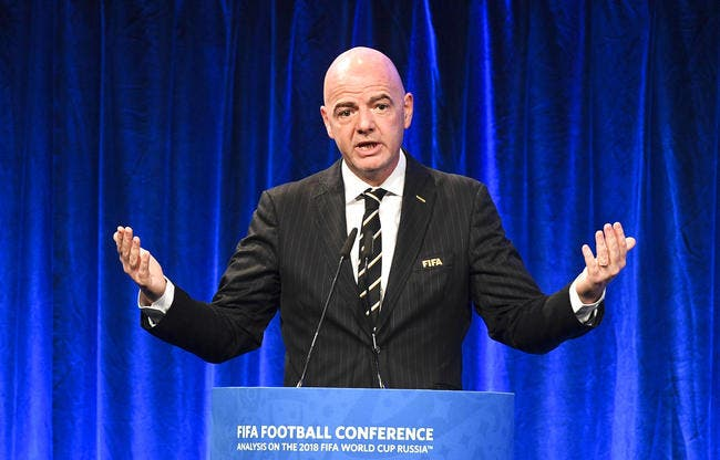 FIFA : Infantino sort l'arme fatale pour tuer une ligue fermée en Europe !