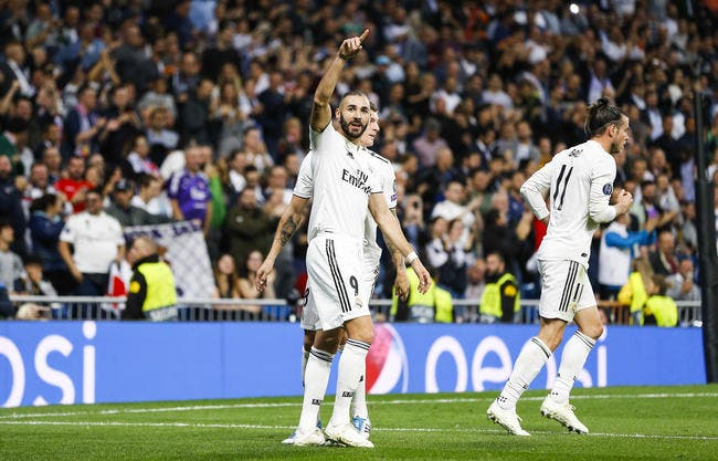 LdC : Karim Benzema marque son 200e but avec le Real Madrid !