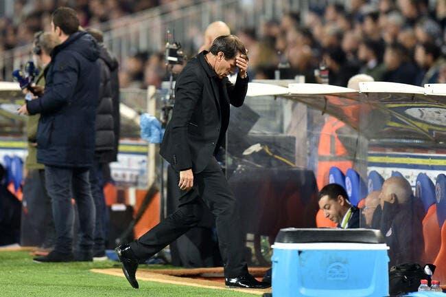 OM: Robert Pirès colle un avertissement à Marseille