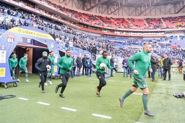 ASSE : Sanctionnés pour le derby à l'OL, les Verts préparent la riposte