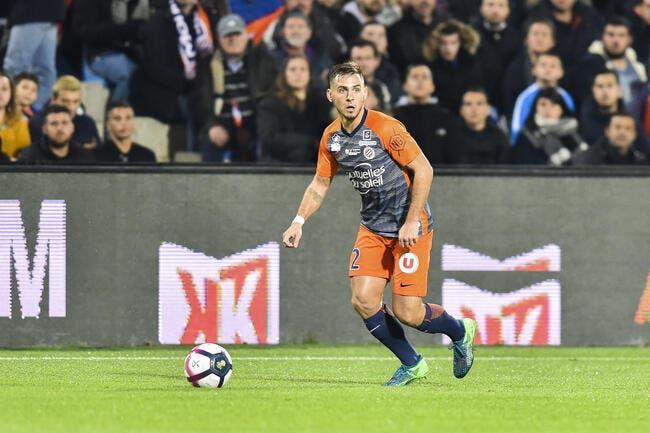 EdF: Pavard au lieu d'Aguilar, Montpellier applaudit Deschamps