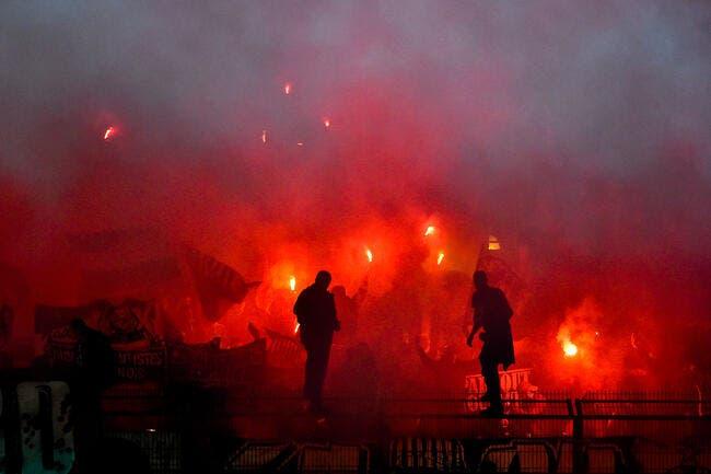 OL-ASSE: Le rêve des supporters des Verts pour le derby part en fumée