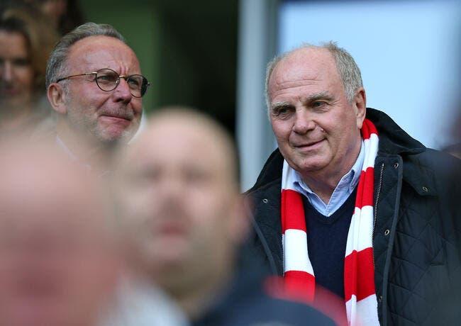 Uli Hoeness (Bayern Munich) :