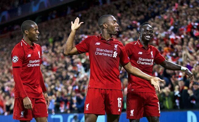 PSG : La grosse confiance de Liverpool avant d'aller au Parc des Princes