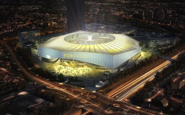FCN: Le projet urbain abandonné, pas le YelloPark!