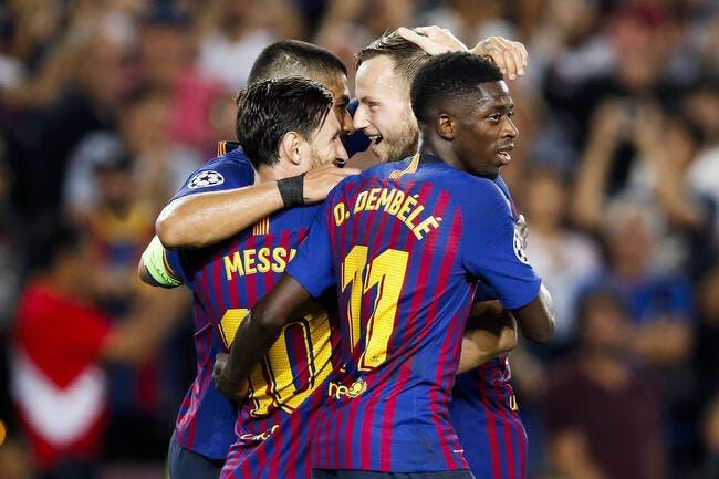 Barça: La sanction est tombée, Dembélé est écarté!