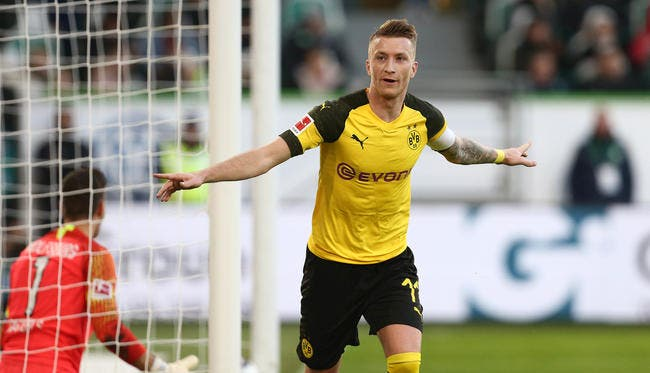 Bundesliga: Dortmund largue le Bayern dans un match fou