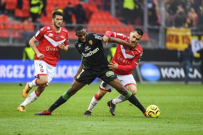 L2: Valenciennes stoppe Lens dans le derby
