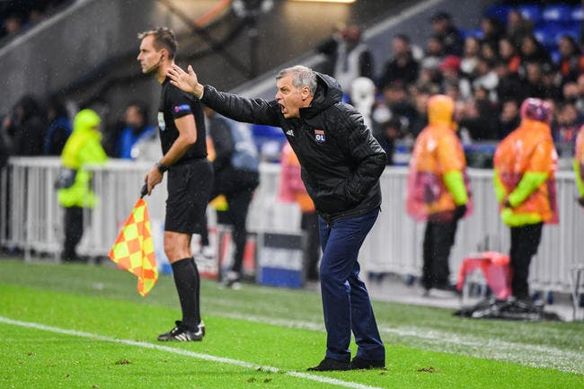 OL: Courbis explique à Génésio sa différence avec Guardiola