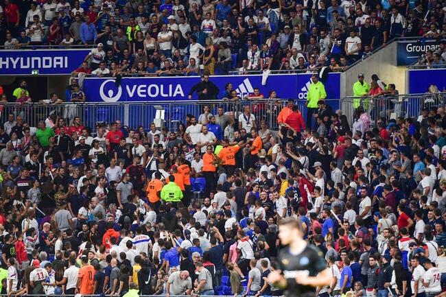 OL: Lyon suspend ses propres supporters!