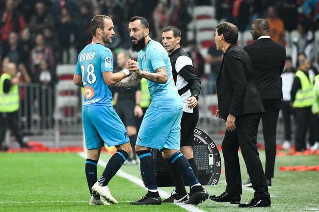 OM: Germain, Mitroglou... Le «Champions Project» dégoûte Valbuena